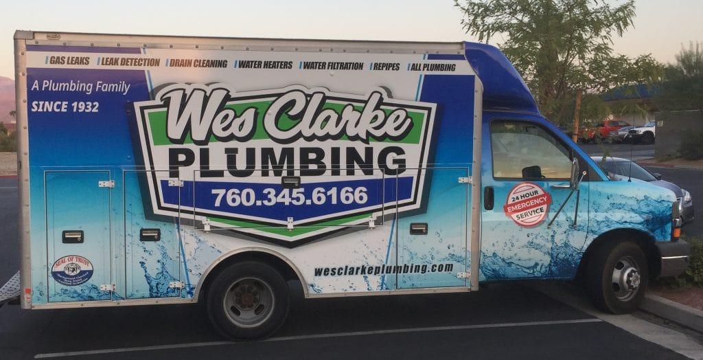 Wes Clarke Plumbing - Palm Desert